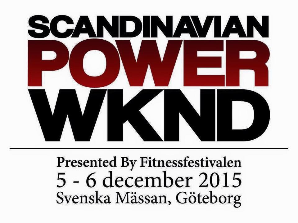 scandinavian power wknd
