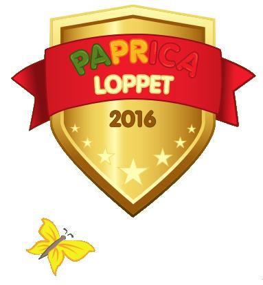 Papricaloppet 2016