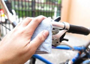 Underhåll på cykeln